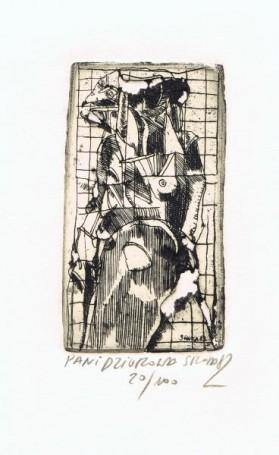 Pani Dziurowa, 1982 r.