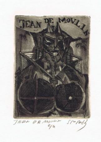 Jean de Moulin, 1983 r.