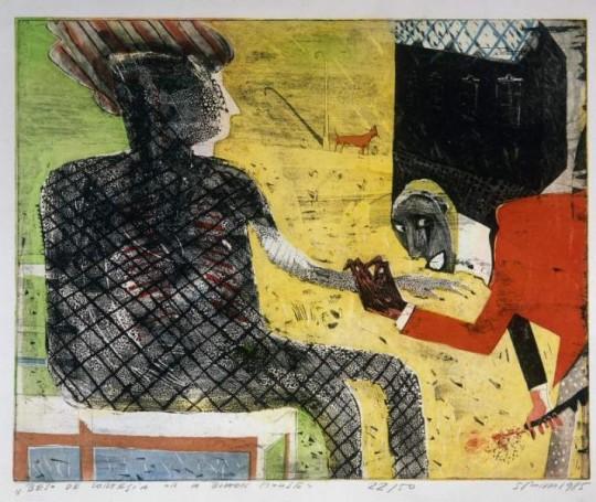 Beso de Cortesia, 1985