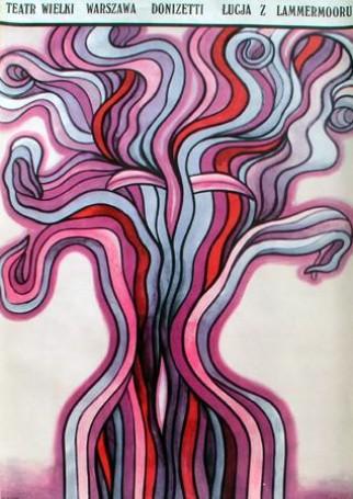 Łucja zLammermooru, Donizetti, 1972 r.