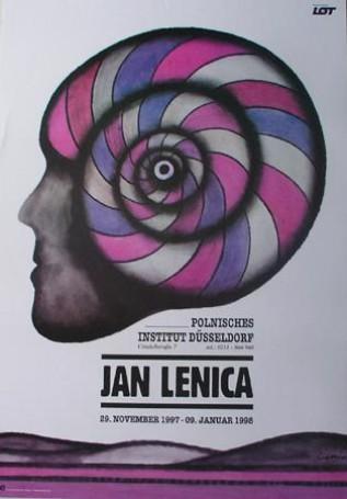 Jan Lenica Polnisches Institut Dusseldorf