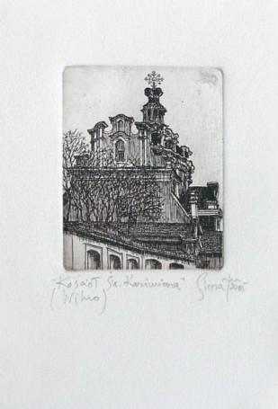 Kościół Św. Kazimierza (Wilno), 2005 r.