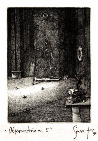 Obserwatorium 5, 1990 r.
