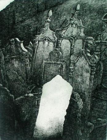Cień, 1981 r.