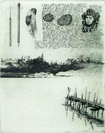 List zFinlandii, 1981 r.