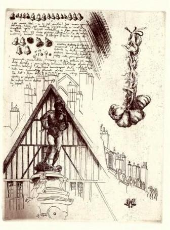 Carillon (List zDijon), 1986 r.