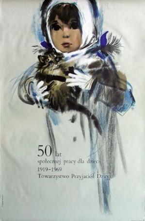 50 ans de travail social pour les enfants, 1969