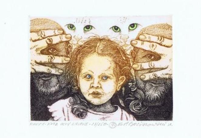 Runy II. Oczy kota