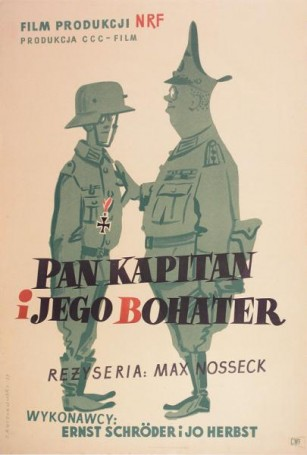 Der Hauptmann und sein Held, 1957