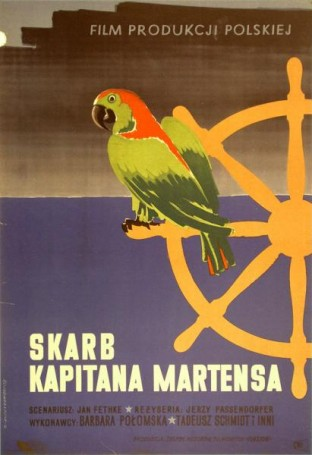 Skarb Kapitana Martensa, 1957 r.