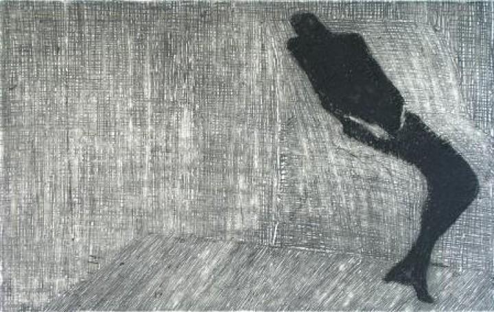 W kącie, 1987 r.