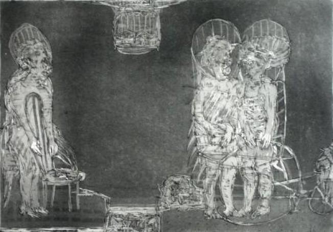 Siostry syjamskie, 1988 r.