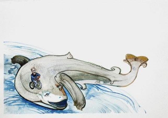 Illustration: Poems for children, 2008
