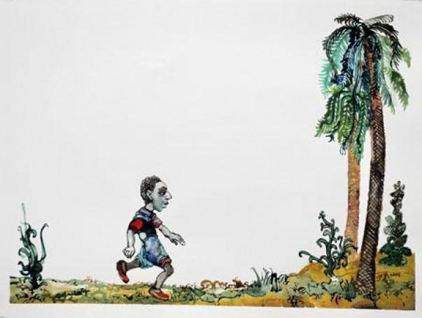 Illustration: Poems for children, Julian Tuwim, 2008