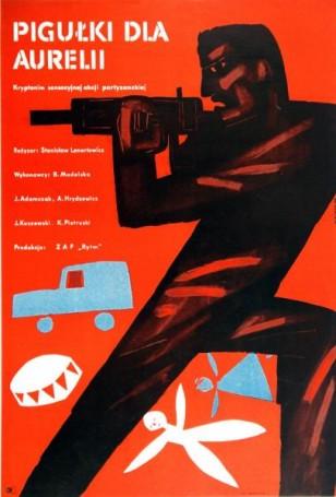 Pigulki dla Aurelii, 1958, director Dtanislaw Lenartowicz