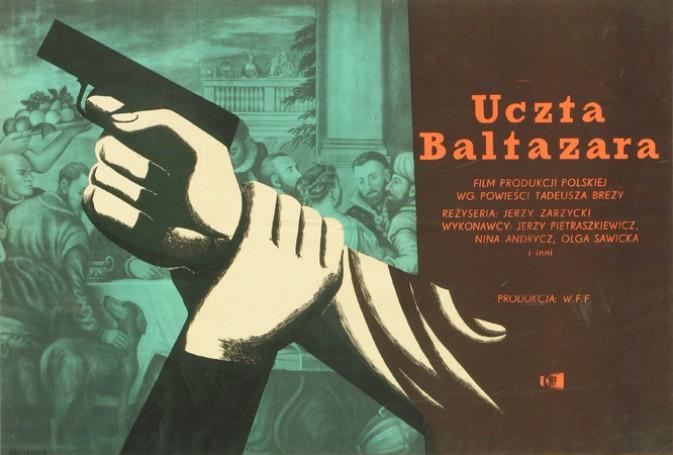 Uczta Baltazara, 1955 r.