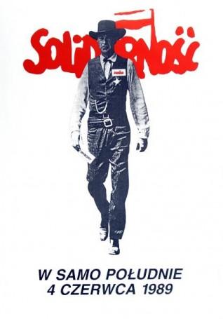 W samo południe, 4 czerwca 1989, Solidarnosc
