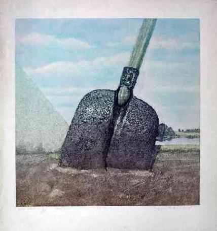 Łopata, 1981 r.