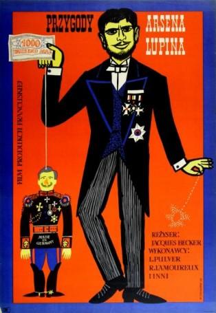Przygody Arsena Lupina, 1958 r.