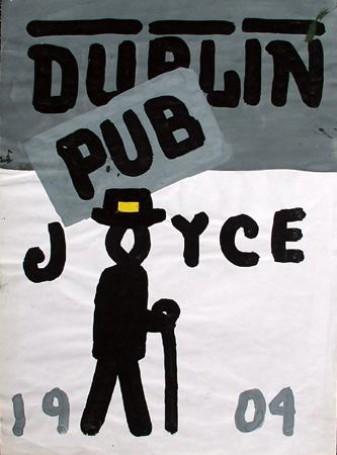 Dublin Pub Joyce 1904