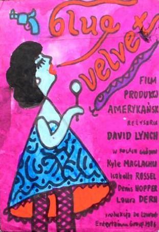 Blue Velvet, 1986 r.