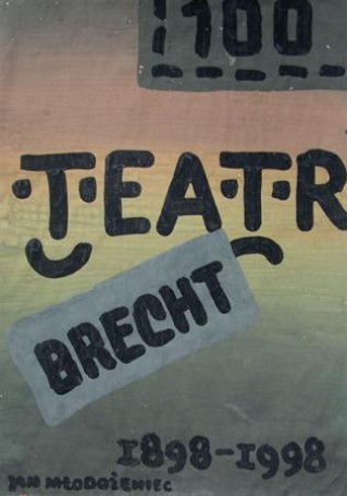 Theater -Brecht 1989-1998