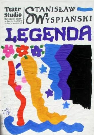 Legenda (projekt plakatu)