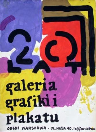 Galeria Grafiki iPlakatu (projekt plakatu)
