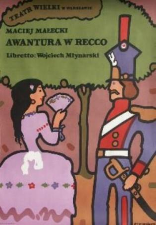 Awantura wRecco, 1987 r.