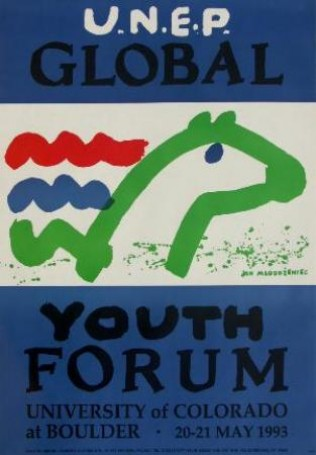 U.N.E.P. Global Youth Forum, 1993 r.