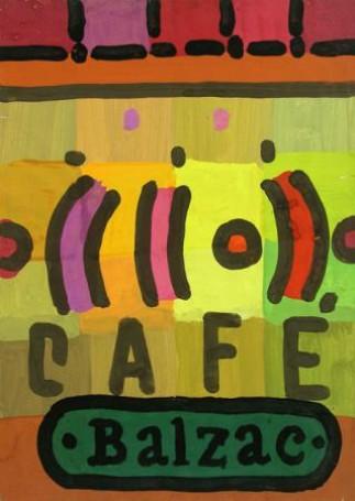 Cafe Balzac