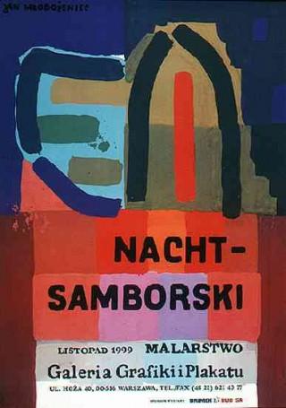 Artur Nacht-Samborski, malarstwo, 1999 r.