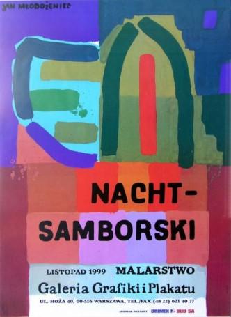 Artur Nacht-Samborski: malarstwo, 1999 r.