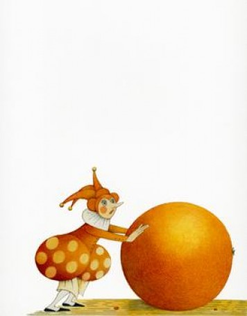 Elżbieta Gaudasińska, Miłość do trzech pomarańczy, Carlo Gozzi, Grimm Press, Taipei, 1999