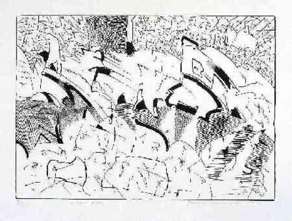 Rzadka maść, 1993r.