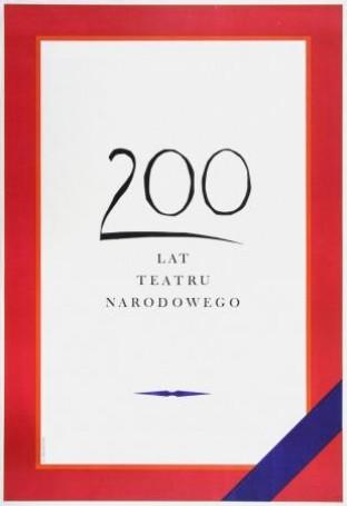200 Lat Teatru Narodowego, 1965 r.