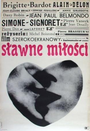 Sławne miłości, 1963 r.