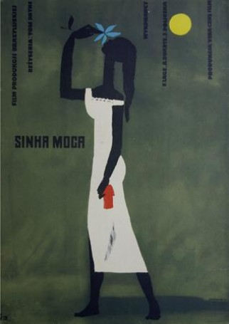 Sinha moca, 1956 r.