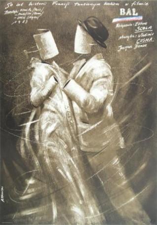 Bal, 1985 r., reż. Ettore Scola