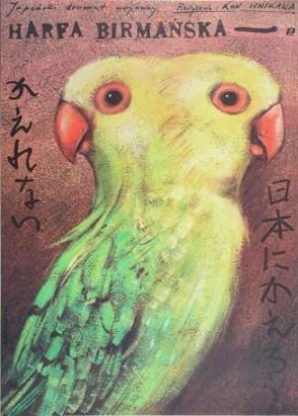 Harfa birmańska, 1986 r., reż.: Kon Ichikawa