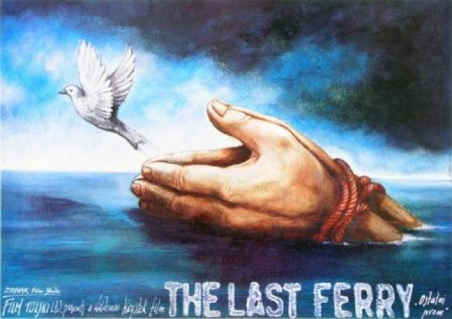 The Last Ferry, 1989, director Waldemar Krzystek