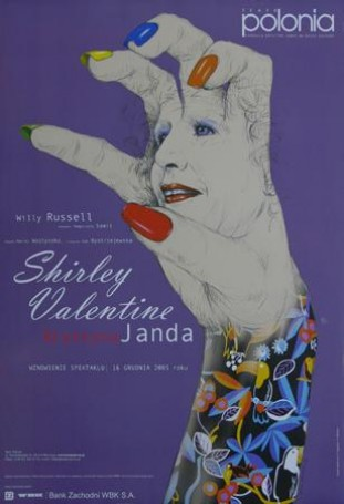 Shirley Valentine, 2005 r.