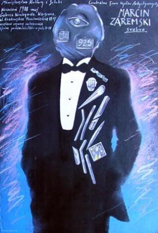 Silver, 1988, Marcin Zaremski