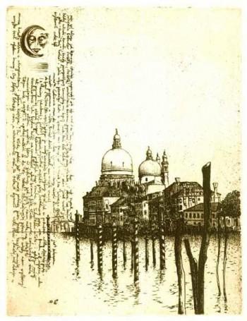 Santa Maria della Salute (List zWenecji), 1987 r.