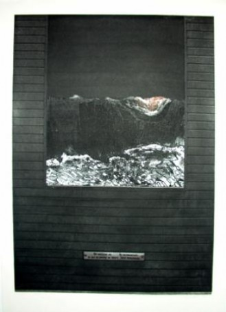 Outside the window II, 1980