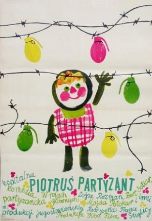 Piotruś Partyzant, 1965 r.