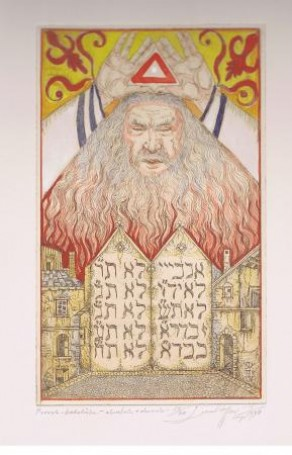 Prorok -kabalista, 1998 r.