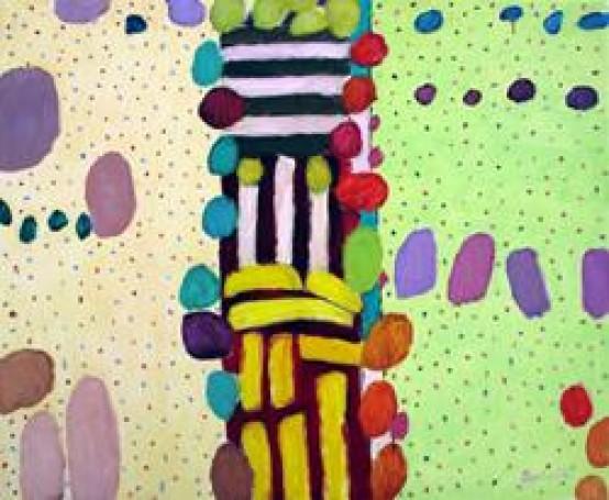 olej, płótno, 90x110 cm, 2009