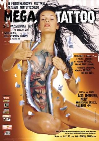 II Międzynarodowy Festiwal Tatuażu Artystycznego