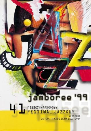 41 Międzynarodowy Festiwal Jazzowy -Jazz Jamboree\' 99